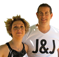 Sandra & Cyril Pacaud - Camping Le Mas de Mourgues - Languedoc Roussillon
