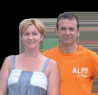 Nadine Lucas & Patrick Fauchard - Camping La Pibola - Midi Pyrénées