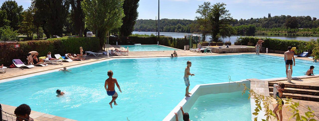 camping de tremolat dordogne piscine