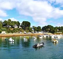 camping bretagne port