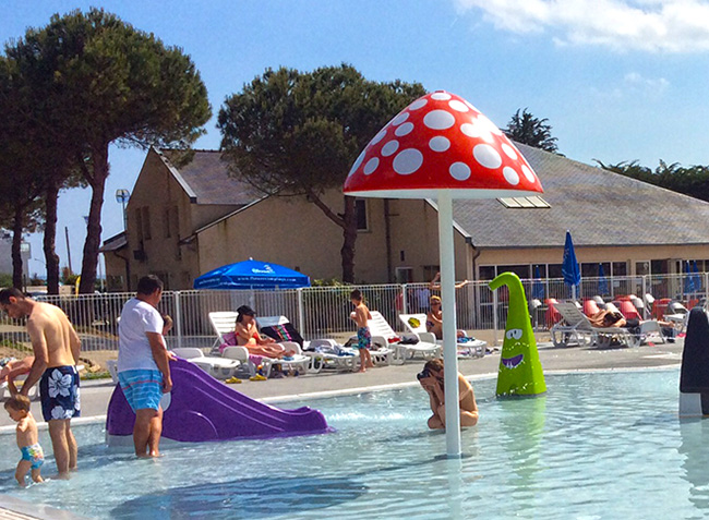 Camping Le Bois d'Amour Flower Campings Bretagne campings in Frankrijk # Camping Le Bois D Amour