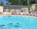 camping Les Côtes de Saintonge piscine extérieure
