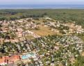 camping Bois Soleil vue aérienne