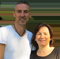 Cyril & Lydia Kagenaar - Camping naturiste Les Lauzons - Provence Alpes Côte d'azur