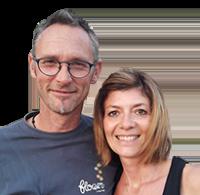 Sabrina & Frédéric Bartoszak - Camping Le Domaine des 2 Soleils - Provence Alpes Côte d'azur