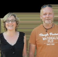 Magali et Michel MARIN - Camping La Rochelambert - Auvergne