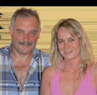 Martine & Gabriel Simon - Camping Les Bouleaux - Alsace