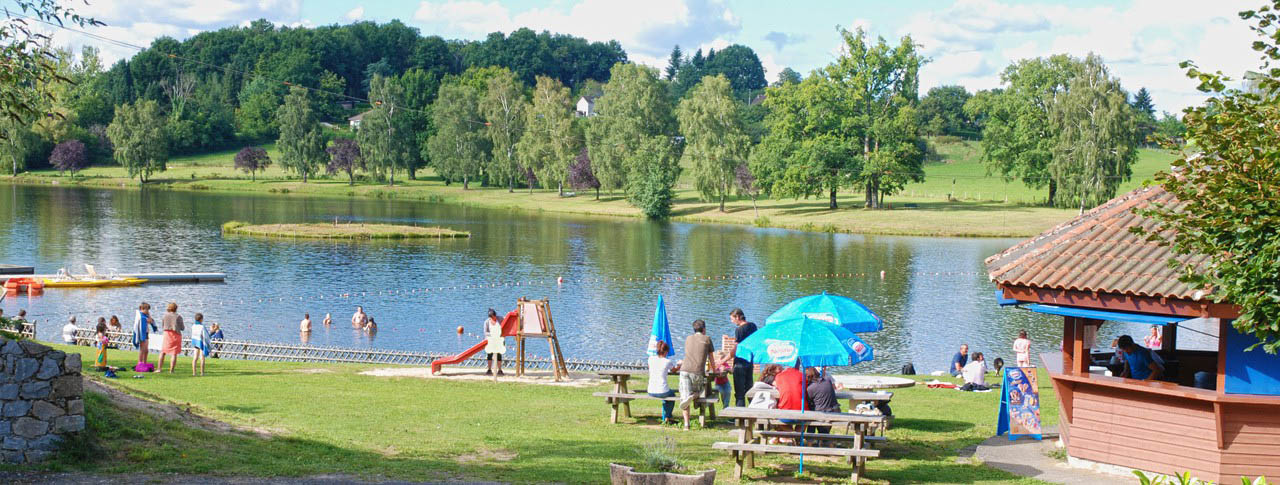 Lac Camping Car Vosges