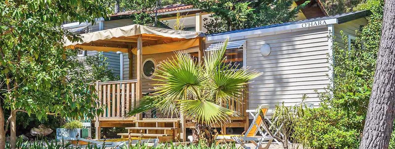 camping de Ceyreste location mobilhome Cassis