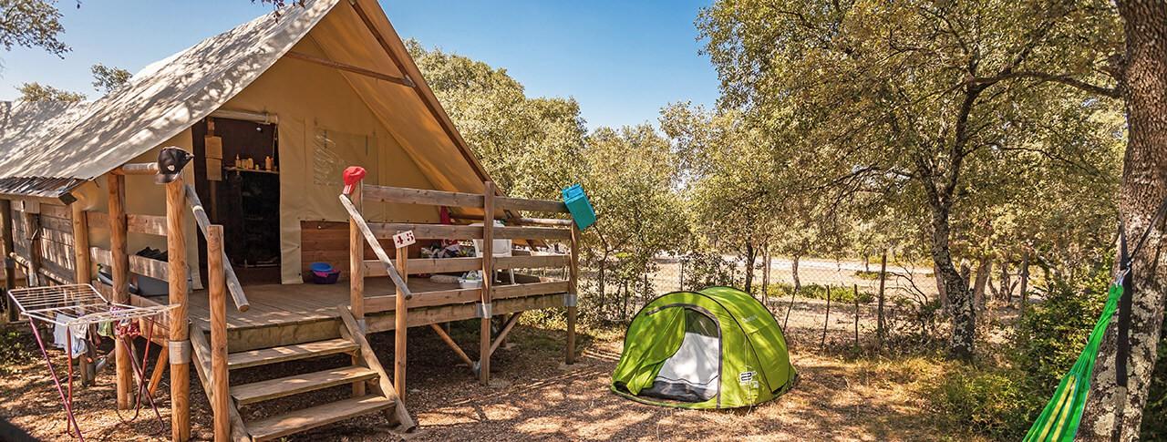 camping Le Domaine de Gajan Free Flower