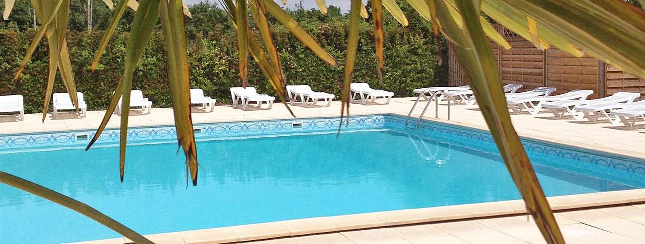 Camping Le Pessac piscine Tarn
