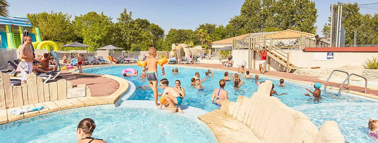 Piscine camping la grand metairie vendee