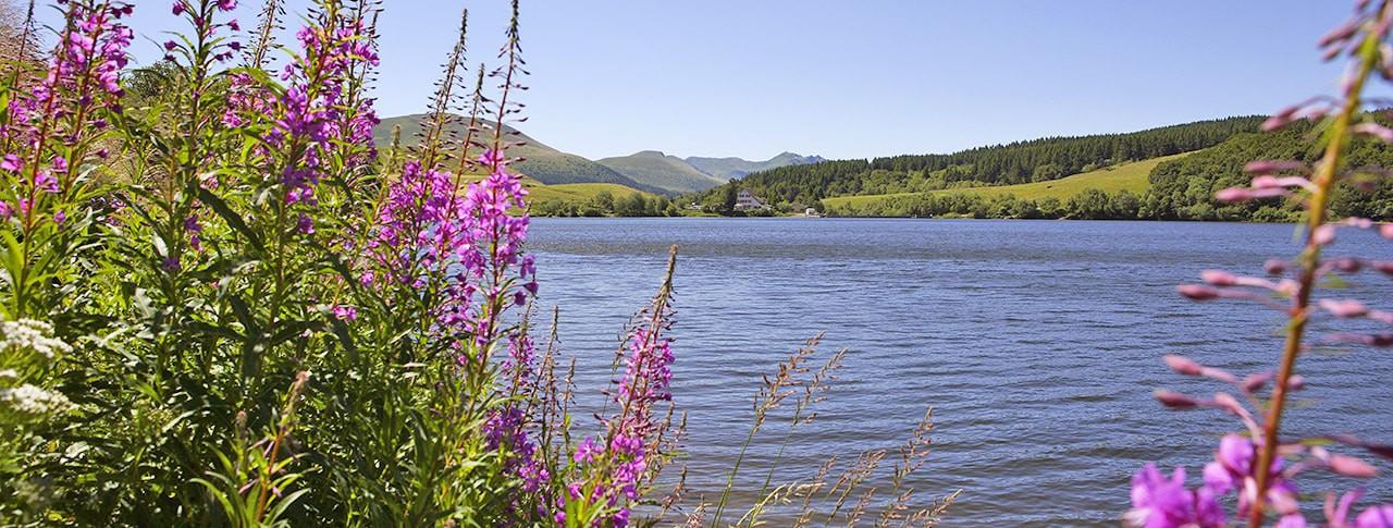 camping La Vallée Verte Lac de Guéry