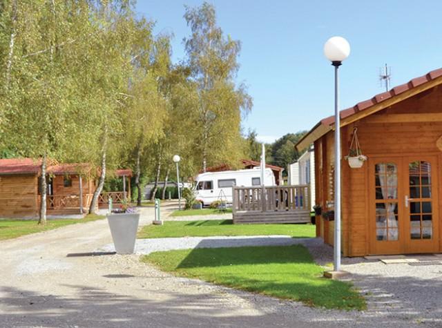 Camping du Lac de la Seigneurie - Bourgogne-Franche-Comté