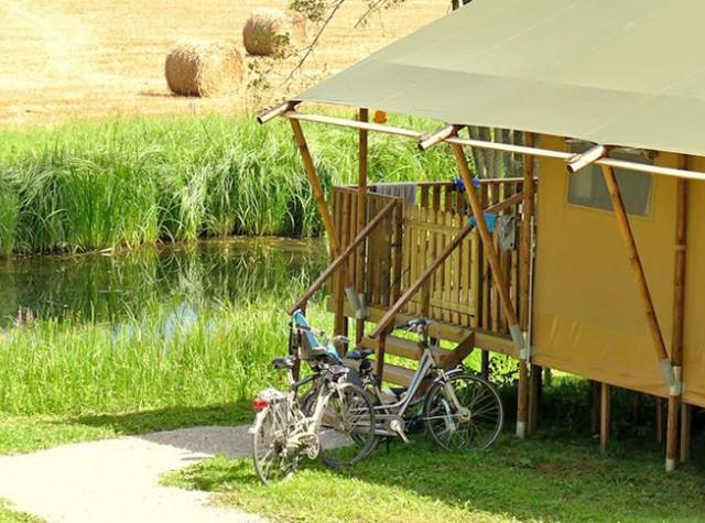 Camping Domaine du Buisson - Grand Est