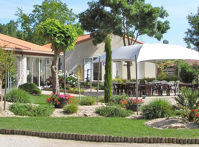 Camping La Venise Verte Marais Poitevin-3