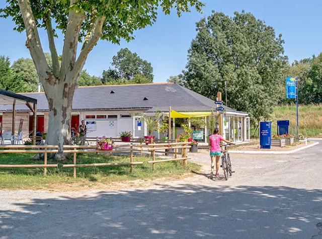 Camping La Promenade Montjean-sur-Loire-2