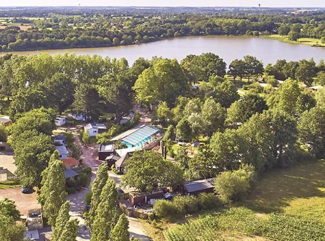 Camping du Lac de la Chausselière - Pays de la Loire