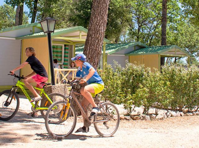 Camping le Provençal mobil-homes Saint-Maximin-2