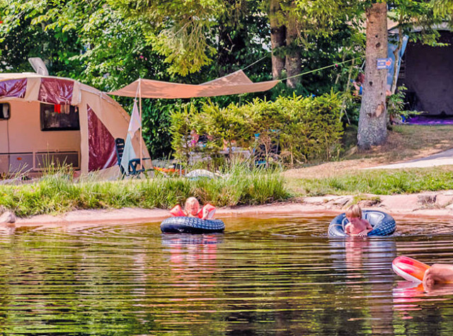 Camping La Sténiole - Grand Est