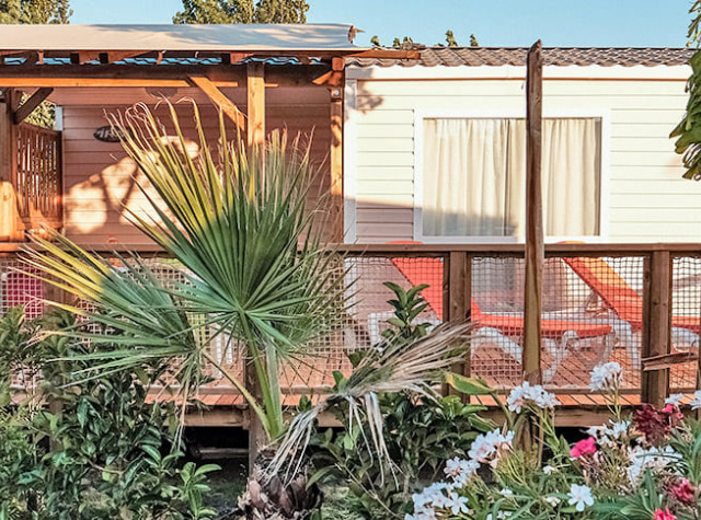 Camping Hello Summer Inn Mobil Home Valras Plage-2