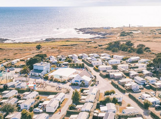 Camping La Pointe du Talud - Bretagne