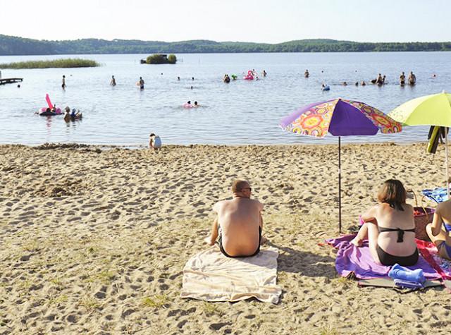 Camping La Clairiere Lac d'Aureilhan-2