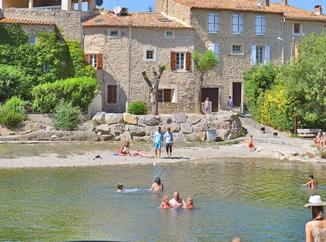 Camping de l'Olivigne - Occitanie