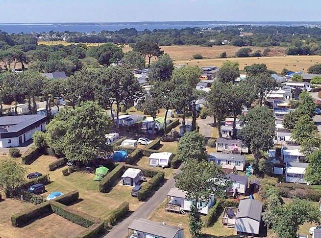 Camping Domaine de Pendruc Tregunc-4
