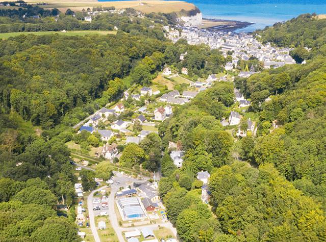 Camping La Chênaie - Normandië