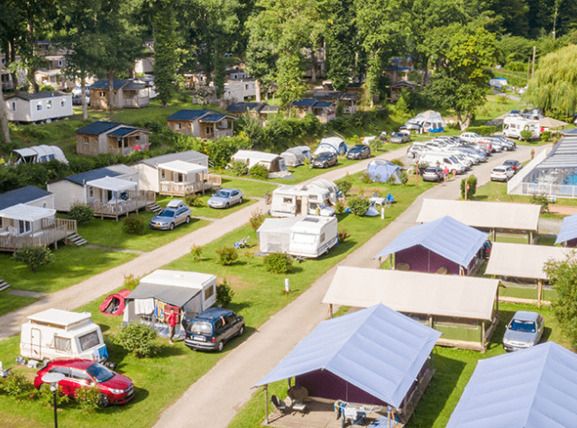 camping La Chenaie location mobilhome Normandie-3