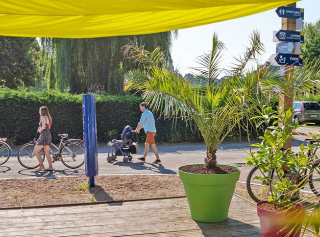 Camping La Promenade réception-3