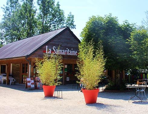 Camping La Samaritaine