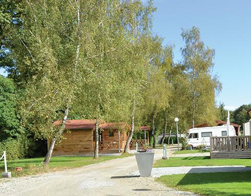 Camping du Lac de la Seigneurie
