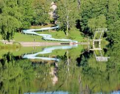 Camping L'Air du Lac