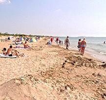 camping hérault plage