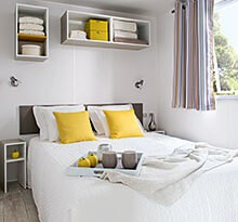 mobil-home prestation hotelliere