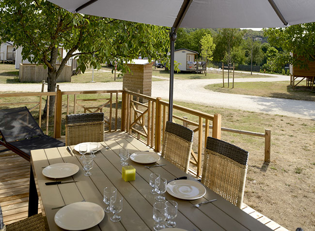 camping Les Ondines terrasse-6