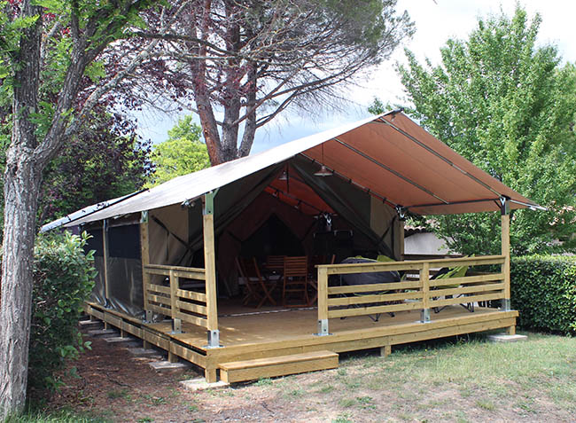 camping Provence Vallée Free Flower-5