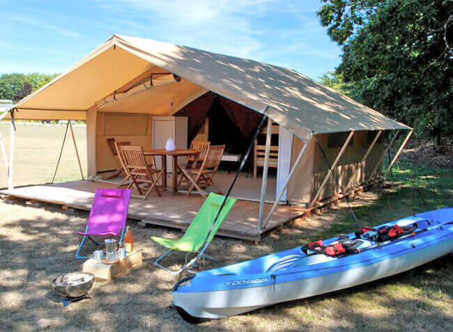 camping Le Cabellou Plage Free Flower-3