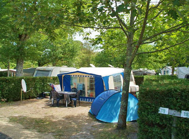 camping Bimbo emplacement tente-4