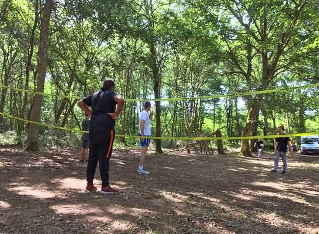 camping La Clairière volley-ball-13