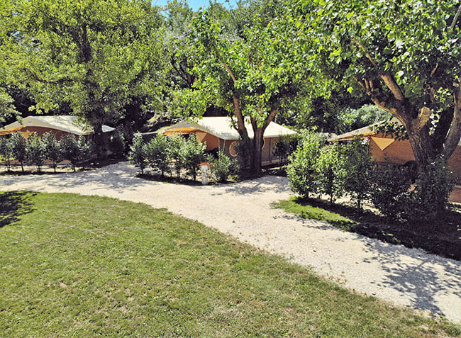 camping Le Saint Michelet lodge-4